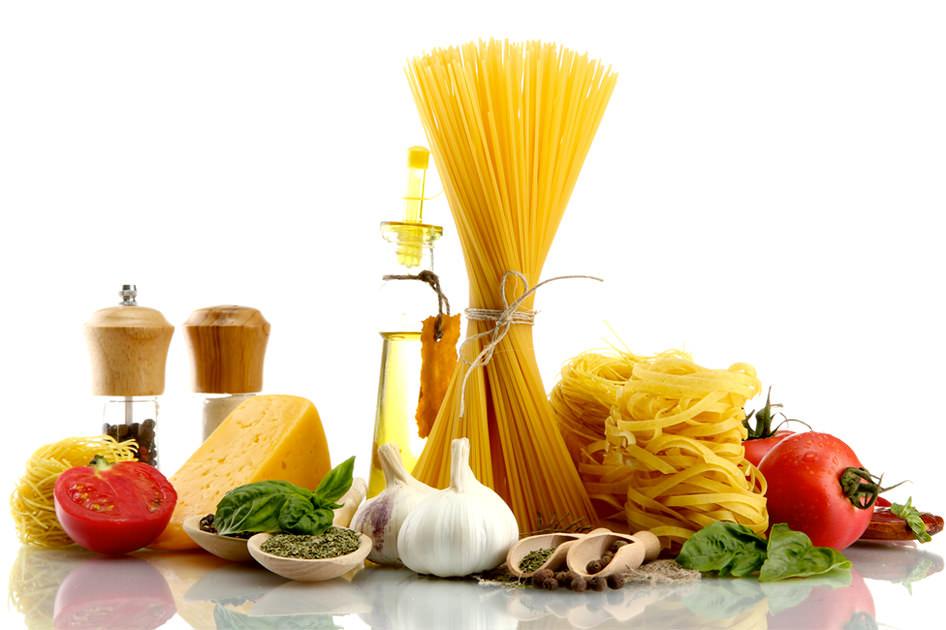 Ingredienti freschi
