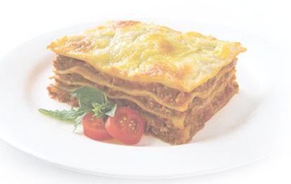 pasto veicolato lasagna
